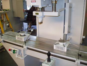 Greenerd : 50 Ton Capacity Shaft Straightening Press